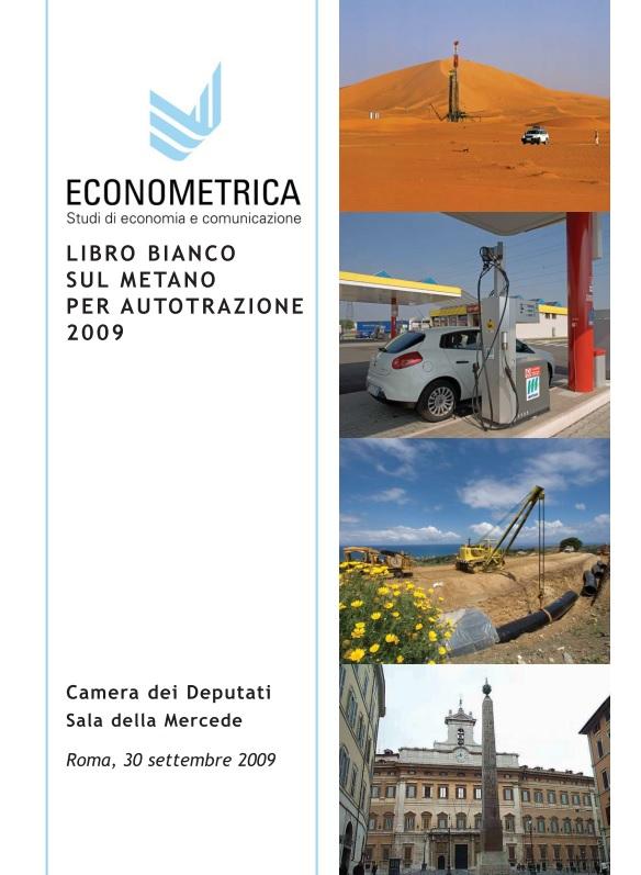 Libro bianco sul metano per autotrazione 2009: