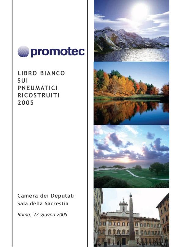 Libro Bianco sui pneumatici ricostruiti 2005